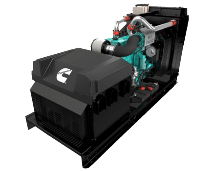 Cummins Agricultural C80D6C – 80Kw Diesel Generator